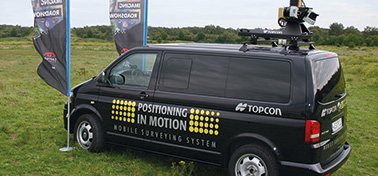 Rollende Werbung + Mobile Mapping